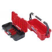 DRAPER Expert Heavy Duty Tool Box with Removable Organiser (610mm): Model No.TB610