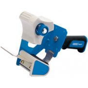 DRAPER Expert Soft Grip Hand-Held Packing (Security) Tape Dispenser - 50mm: Model No.TP-DIS2/SG