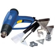 DRAPER Expert Variable Heat Hot Air Gun Kit: Model No.HG2003