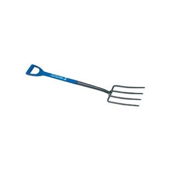 DRAPER Extra Long Carbon Steel Garden Fork: Model No.GCDF-EL/I