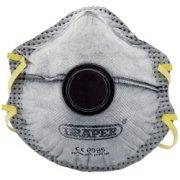 DRAPER FFP2NR Welding Dust Mask: Model No.FM26