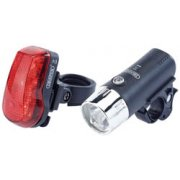 DRAPER Front and Rear LED Bicycle Light Set: Model No.BL3/LED