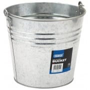 DRAPER Galvanised Steel Bucket (14L): Model No. GB14