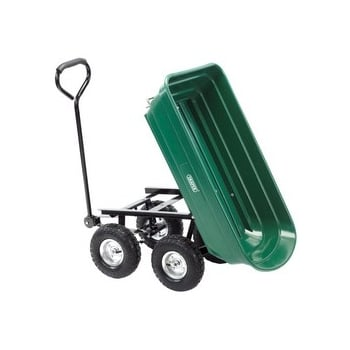 DRAPER Gardeners Cart with Tipping Feature: Model No.GTC