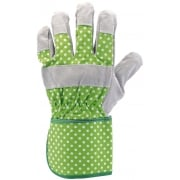 DRAPER Gardening Rigger Gloves - Medium: Model No. LGR