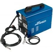 DRAPER Gas/Gasless MIG Welder (100A): Model No. MIG100GG