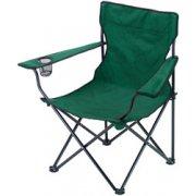 DRAPER Green Folding Chair: Model No.FC1BG