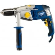 DRAPER Hammer Drill with Keyless Chuck (1050W): Model No. HD1150VKA