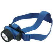 DRAPER Head Lamp (2 x AA batteries): Model No.HL1