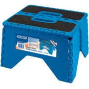 DRAPER Heavy Duty Folding Step Stool: Model No.FSST/HD