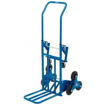 DRAPER Heavy Duty Stair Climbing Sack Truck: Model No. DSCT/T