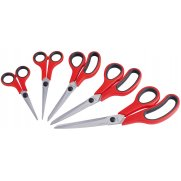 DRAPER Household Scissor Set (5 piece) : Model No.RL-SS/5