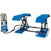Hydraulic Mid Rise Scissor Lift (3000Kg): Model No. SL100
