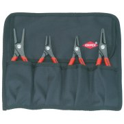 DRAPER Knipex 4 piece Precision Circlip Plier Set: Model No.00 19 57