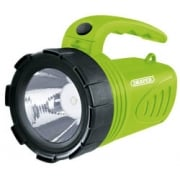 LED Rechargeable Spotlight (3W): Model No. RHL3W/LE/G