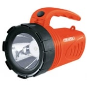 LED Rechargeable Spotlight (3W): Model No. RHL3W/LE/O