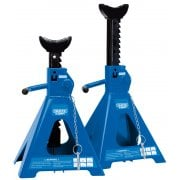 Pair of Ratcheting Axle Stands (5 tonne): Model No.ARAS05-E