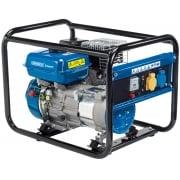 DRAPER Petrol Generator (2.2kVA/2.0kW): Model No. PG252F