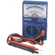 DRAPER Pocket Analogue Multimeter: Model No.AMM1
