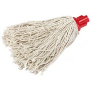 DRAPER PY Mop Head with No.16 Push-In Socket: Model No.SMH16