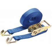 DRAPER Ratchet Tie Down Strap 6M x 35mm : Model No.RTDS/6M1T/HB