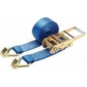 DRAPER Ratchet Tie Down Strap 8M x 75mm : Model No.RTDS/8M5T/HB