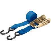 DRAPER Ratcheting Tie Down Straps 5.4M x 50mm : Model No.RTDS1B
