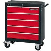 DRAPER Roller Cabinet (5 Drawer) : Model No.RL-RC5