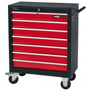 DRAPER Roller Cabinet (7 Drawer) : Model No.RL-RC7