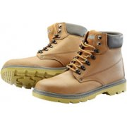 DRAPER Safety Boots with Metal Toecaps to S1PA - Size 8/42: Model No.DSF11