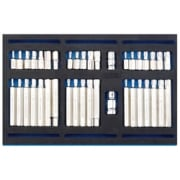 Screwdriver Insert Bit Set in 1/4 Drawer EVA Insert Tray (40 Piece): Model No. IT-EVA32