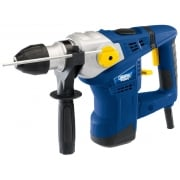 DRAPER SDS+ Rotary Hammer Drill Kit (1500W): Model No. PHD1500VK