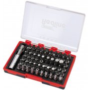DRAPER Security Bit Set (61 piece) : Model No.RL-SBS61/B