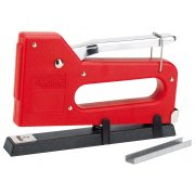 DRAPER Staple Gun/Tacker Complete with 100 x 12mm Staples : Model No.RL-STA