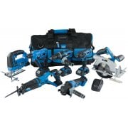 Storm Force 20V 7 Machine Cordless Kit (12 Piece): Model No. *720VMK
