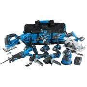 Storm Force 20V 9 Machine Cordless Kit (14 Piece): Model No. *920VMK