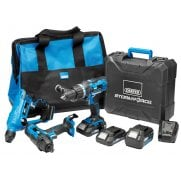 Storm Force 20V Cordless Fixing Kit: Model No.*20VFIX