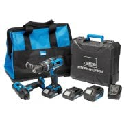 Storm Force 20V Cordless Impact Kit: Model No.*20VIMP