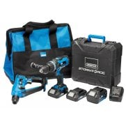 Storm Force 20V Cordless Ultimate Kit: Model No.*20VTWPK