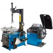 DRAPER Tyre Changer and Wheel Balancer Kit : Model No. *TC100/WB100