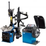 Tyre Changer With Assist Arm And Wheel Balancer Kit: Model No. *Tc200/Wb100