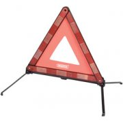 DRAPER Vehicle Warning Triangle: Model No.WT1B