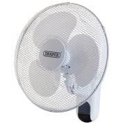 """Wall Mounted Remote Control Fan 16"""" (400mm): Model No.FAN7B"""