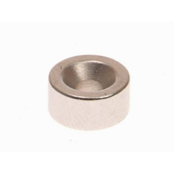 E-Magnets 301a Countersunk Magnets (2) 10mm Polarity = North