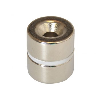 E-Magnets 314 Countersunk Magnet (1) 20mm Polarity: North
