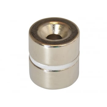 E-Magnets 315 Countersunk Magnet (1) 20mm Polarity: South