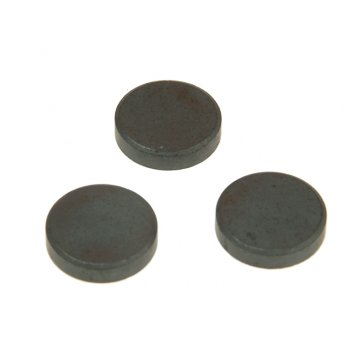 E-Magnets 600 Ferrite Disc Magnet 14mm (card 10)