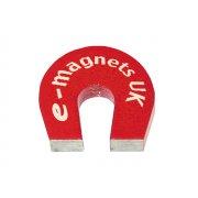 E-Magnets 802 Horseshoe Magnet 25mm