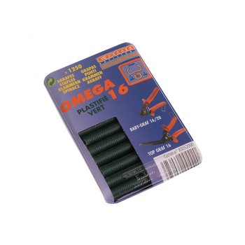 Edma Green Coated Steel Hog Ring Omega 16(250)