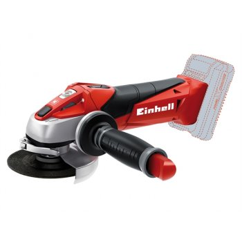 Einhell TE-AG 18LI Power X Change Cordless Angle Grinder 18 Volt Bare Unit